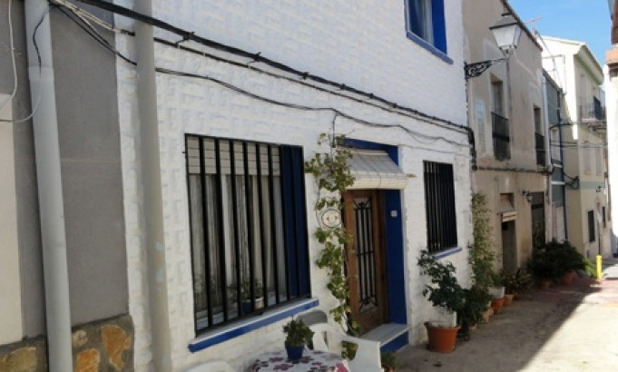 Charming Spanish Style Townhouse In Ador, Valencia, 3 Bedroom 1 Bathroom, Priced To Sell