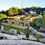 Sensational Gigantic 11 Bedrooms 7 Bathrooms Villa In Javea, Alicante