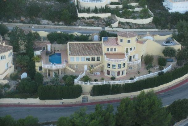 Benitachell For Sale 7 Bedrooms 5 Bathrooms