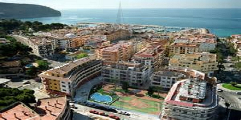 Meters Away From The Sea, Apartment In Moraira For Sale 2 Bedrooms 1 Bathroom, Alicante