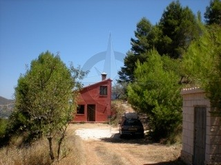 Country House In Tarbena For Sale 2 Bedrooms 2 Bathrooms, Alicante