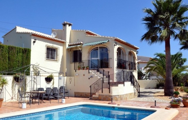 Villa In Benitachell For Sale 3 Bedrooms 2 Bathrooms, Alicante