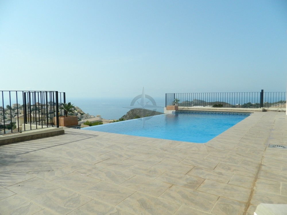 Stunning 3 Bedrooms 2 Bathrooms Villa With Panoramic Sea Views In Cumbre Del Sol