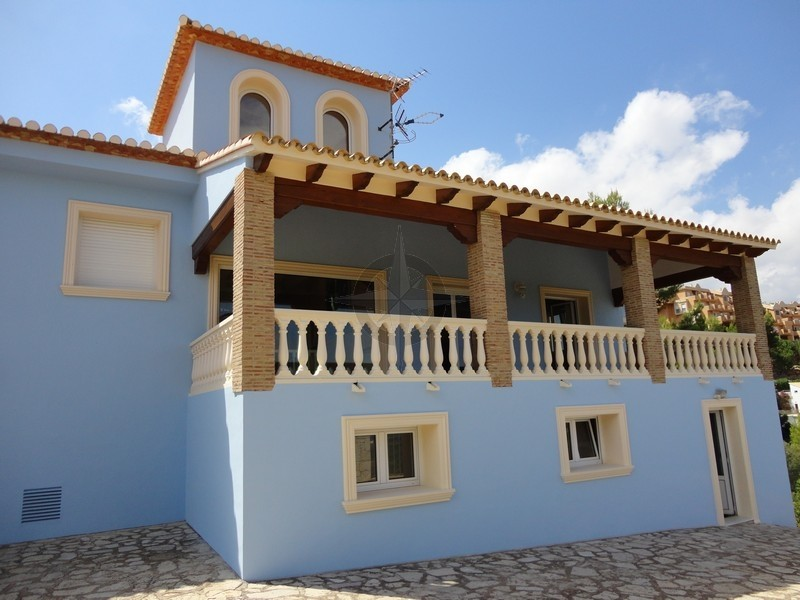 Villa In La Sella For Sale 6 Bedrooms 3 Bathrooms, Alicante