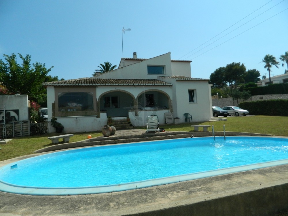 Villa In Javea For Sale 6 Bedrooms 4 Bathrooms, Alicante