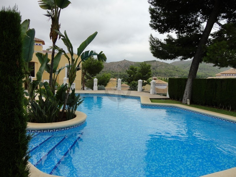 Apartment In La Sella, Pedreguer For Sale 2 Bedrooms 1 Bathroom, Alicante