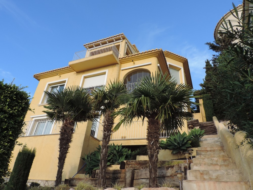 Villa In Benitachell For Sale 3 Bedrooms 3 Bathrooms, Alicante