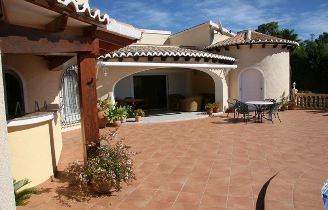 Villa In Benissa For Sale 5 Bedrooms 5 Bathrooms, Alicante