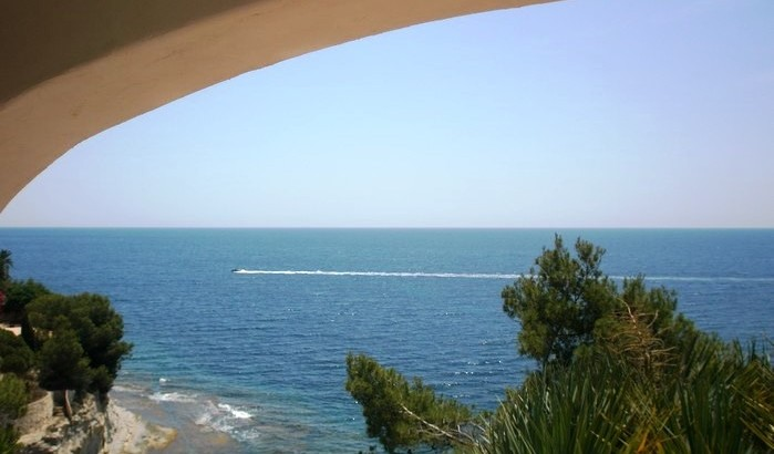 Sensational Modern Coast Line Finca With Spectacular Features In Benissa