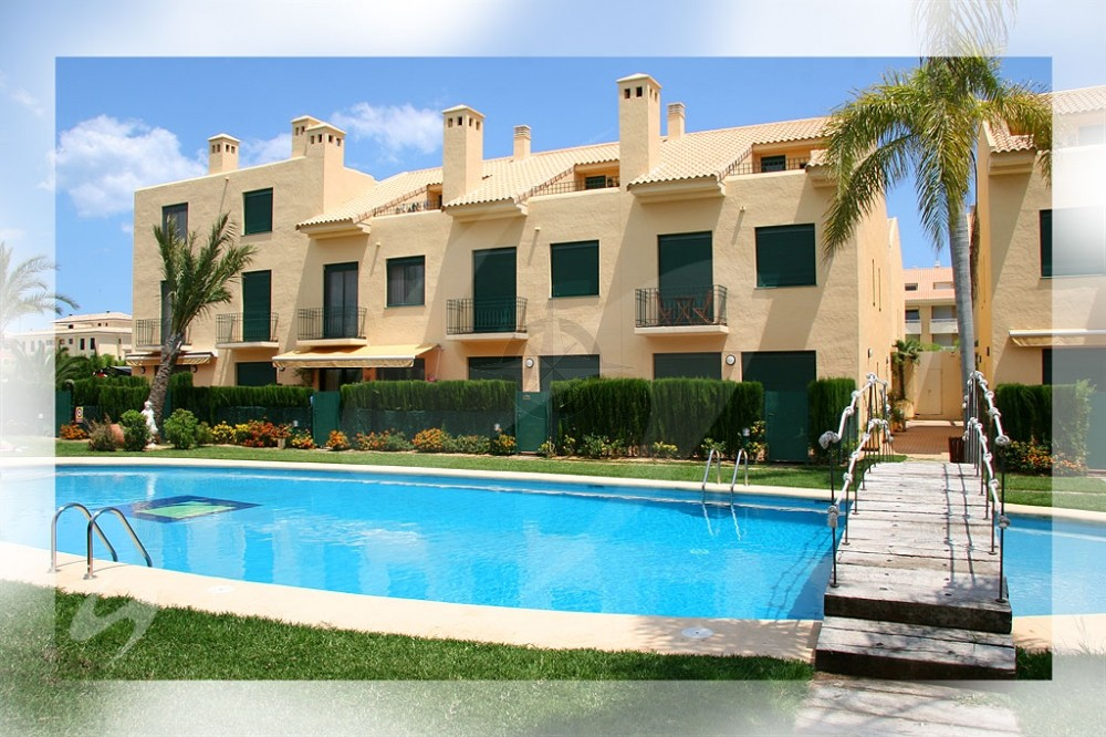 Townhouse In Javea For Sale 4 Bedrooms 4 Bathrooms, Alicante