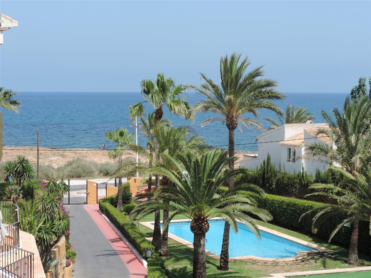 Apartment In Javea For Sale 2 Bedrooms 1 Bathroom