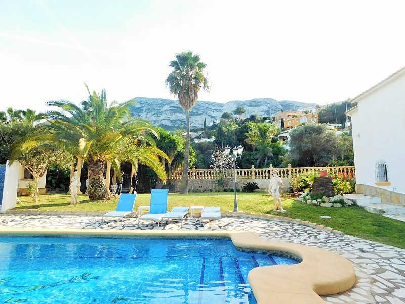 Denia Alicante. 4 Bedrooms