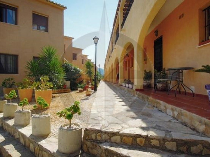 Fresh And Bright Duplex For Sale In Lliber, Alicante, 2bedrooms 2 Bathrooms