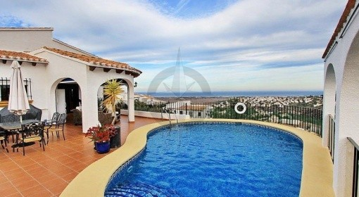 Villa In Pego For Sale 4 Bedrooms 4 Bathrooms, Alicante